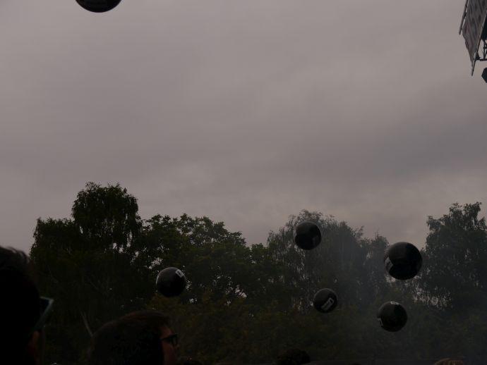 Die meisten Bälle in der Luft, Kafvka