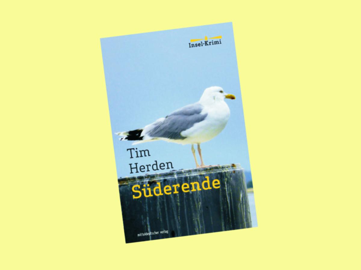 Tim Herden, Süderende, Bild: Mitteldeutscher Verlag